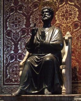 Paavit vuodelta Peter