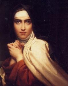 Santa Teresa d'Avila