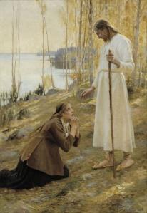 Kristus ja Mataleena